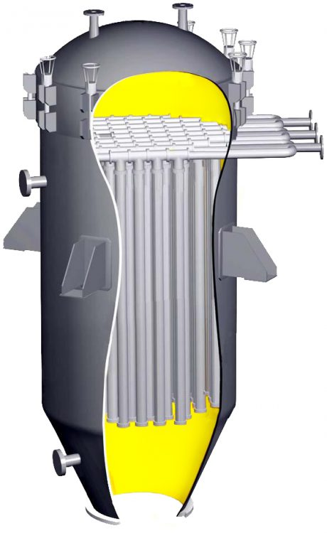 Sulphurnet Self Cleaning Candle Filter .