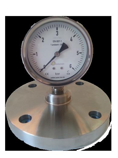 Pressure Indicator Sulphurnet