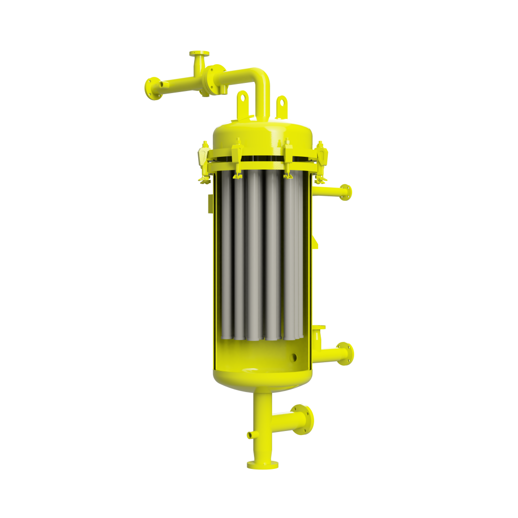 Liquid Sulphur Polishing Filter Open Sulphurnet